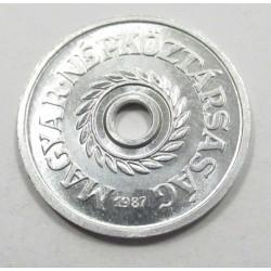 2 fillér 1987