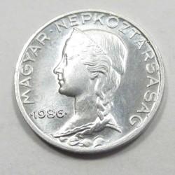 5 fillér 1986