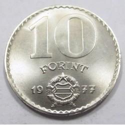 10 forint 1977