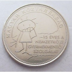 50 forint 2005 - International Child Rescue Group