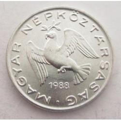 10 fillér 1988