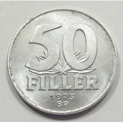 50 fillér 1973