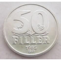 50 fillér 1985