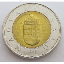100 forint 2018