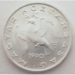 10 fillér 1990