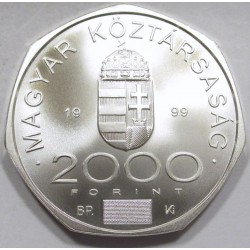 2000 forint 1999 - The Thinker