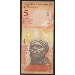 5 bolivares 2007