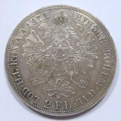 2 florin 1872