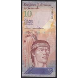 10 bolivares 2009