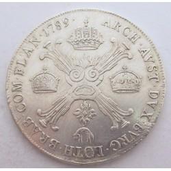 Franz I. 1/2 kronenthaler 1789 A