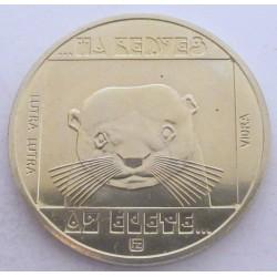 100 forint 1985 - Otter
