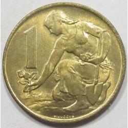 1 koruna 1982