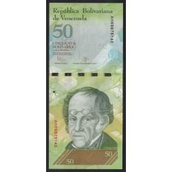 50 bolivares 2015