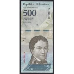 500 bolivares 2016