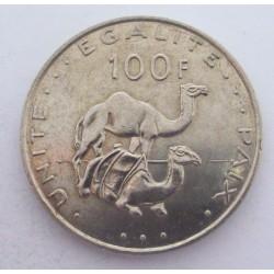 100 francs 2004