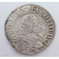 Ferdinand III. 3 kreuzer 1644 Graz