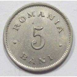 5 bani 1900