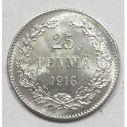 25 pennia 1916 S