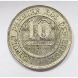 10 centimes 1864