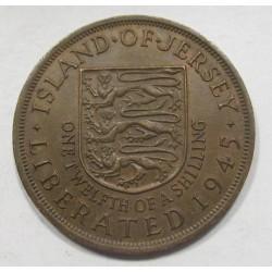1/12 shilling 1945