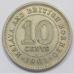 10 cents 1961