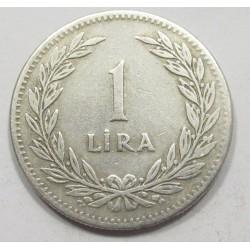1 lira 1947