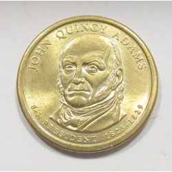 1 dollar 2008 - John Quincy Adams