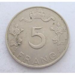 5 frang 1949