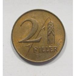 2 fillér 1947