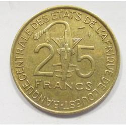 25 francs 1978