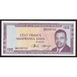100 francs 1993
