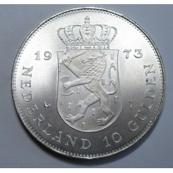 10 gulden 1970 - 25th anniversary of liberation