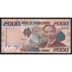 2000 leones 2010