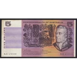 5 dollars 1972