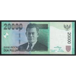 20000 rupiah 2004