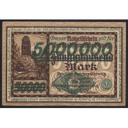 5.000.000 mark 1923 - Danzig