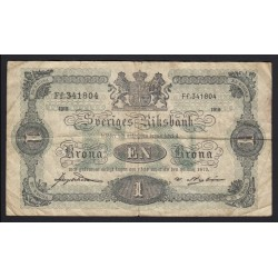 1 krona 1919