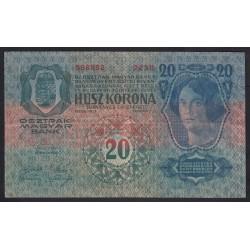 20 korona 1913