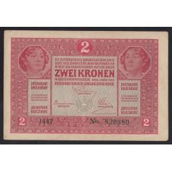 2 kronen/korona 1917