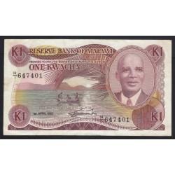 1 kwacha 1988