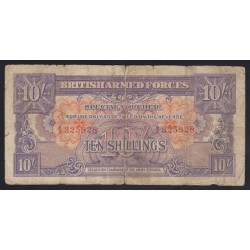 10 shillings 1946 - British Armed Forces