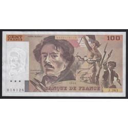 100 francs 1994