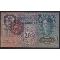 20 kronen/korona 1920