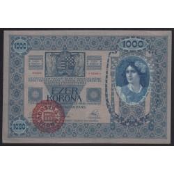 1000 kronen/korona 1920