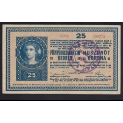 25 korona 1920 - DEBRECEN
