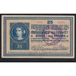25 kronen/korona 1920 - DEBRECEN