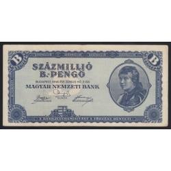 100.000.000 b.-pengő 1946