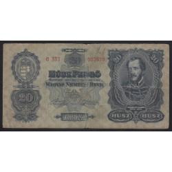 20 pengő 1930