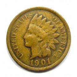 1 cent 1901