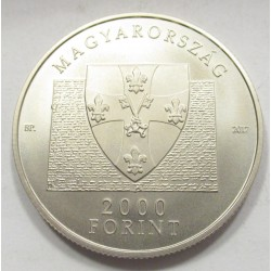 2000 forint 2017 -University of Pécs